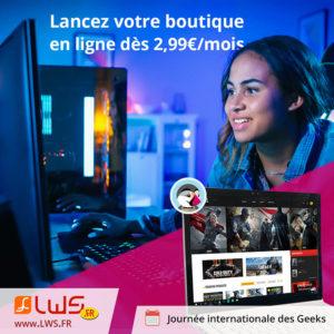 Création de boutique e-commerce LWS